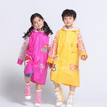 hot deal buy winstbrok new arrival cartoon kids raincoat girls boys rainwear cartoon children waterproof rain coat jacket kids raincoat