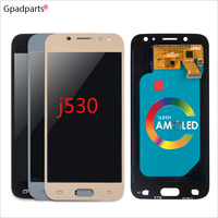 5.2inch ORiginal AMOLED LCD For Samsung Galaxy J5 Pro 2017 lcd J530 J530F SM J530F Display touch screen assembly