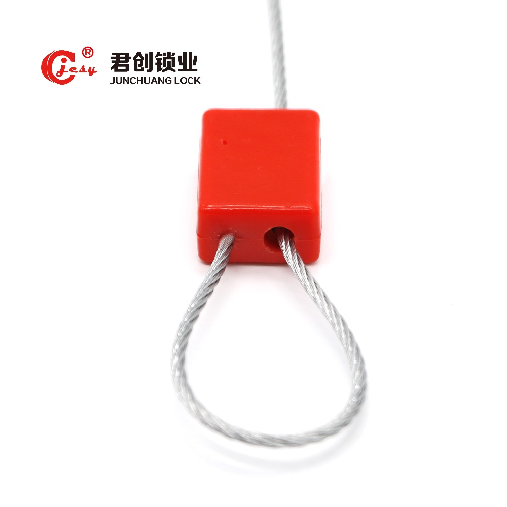 High Security Electronic Cable Seals quality wire seals numbered JCCS203