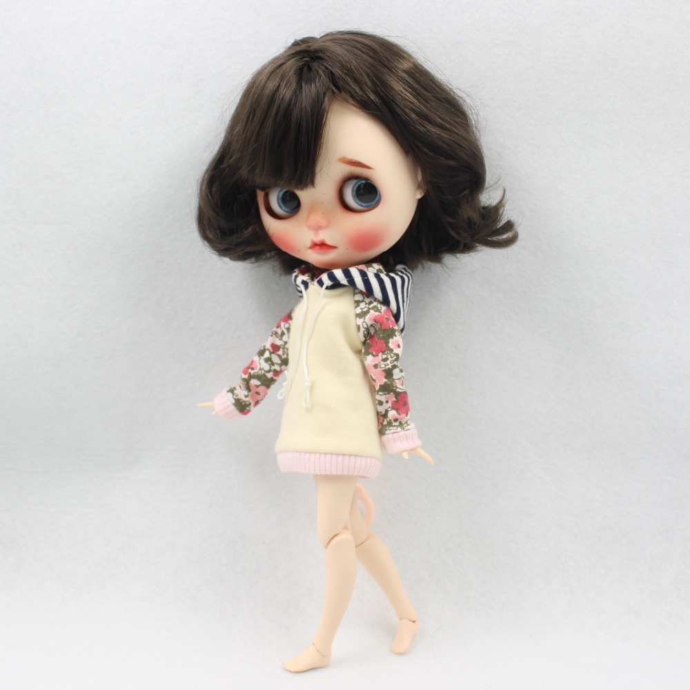 Neo Blythe Doll Hoodie & Pant With Shoes 5