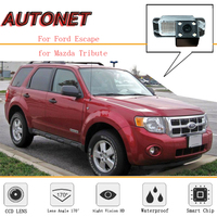 AUTONET rear view Camera For Ford Escape 2008~2012 Mazda Tribute/Night Vision/Reverse Camera/Backup Camera license plate camera