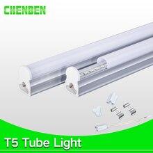 Integrated LED Tube T5 Light 220V 240V 300mm 600mm 1ft 2ft 9W 8W Tube Wall Lamps Cold Warm White for Home Kitchen indoor Lights