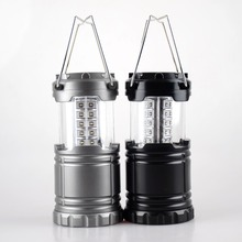 Camping Lantern Hiking Light 30 LED Lamp Portable 2 Color Available Lantern Led Camping Tent Light