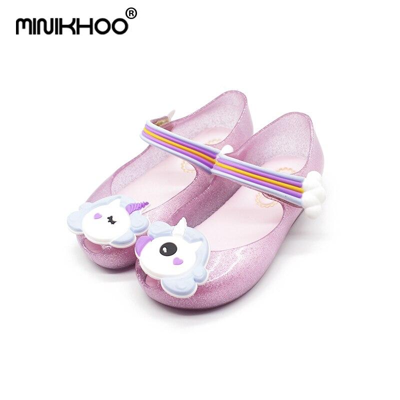 Unicornio Jalea 2018 Zapatos Invierno Dargon Nuevo Mini Melissa SUVpzM