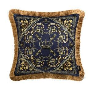 Image 2 - בית דקורטיבי ספה לזרוק כריות אירופאי בעלי החיים ספת מיטת כרית כרית משרד כרית כרית ציפית כרית כיסוי