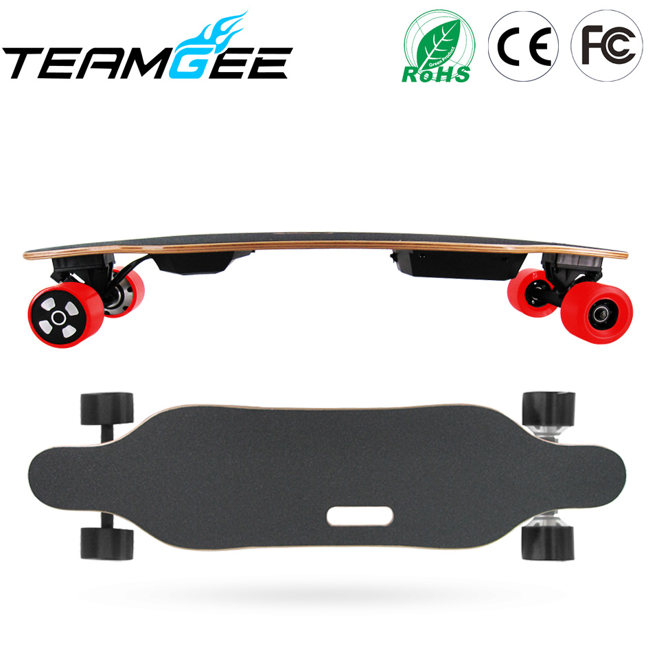 Self Balancing Skates Scooter Hoverboard Smart Electric Skateboard Dual Motors Longboard Hover Skate Board 4 Wheels 80A Hardness hot sale 4 5 inch electric self balancing scooter hoverboard smart wheels smart scooters balancing board for kid n5 1