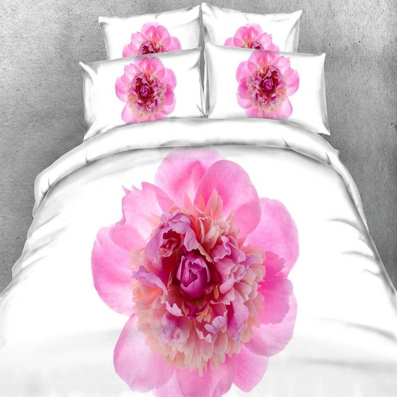 fiore rosa copriletto-acquista a poco prezzo fiore rosa copriletto ... - Copripiumino Bianco E Rosa