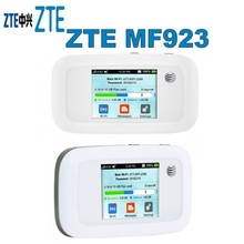 Lot of 5pcs ZTE MF923 (AT&T Velocity) 4G LTE Mobile Hotspot  Unlocked