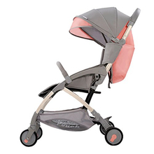 Pouch 6.8Kg Lightweight Portable Baby Stroller Baby Throne ,Allowed In Airplane Prams,Can Sit & Lie Baby Carriages Baby Buggys