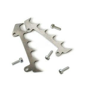 Image 4 - 2Pcs Kappen Bumper Spike + Bouten Voor Stihl 017 018 021 023 025 MS170 MS180 MS210 MS230 MS250 Vervanging onderdelen Houtbewerking Gereedschap