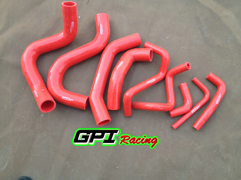 NEW radiator hose for Nissan Patrol Y60 GQ 2.8L RD28T Turbo Diesel 1994-97