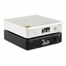 Топпинг D50 мини цифро-аналоговый преобразователь HiFi аудио декодирование ES9038Q2M* 2 USB ЦАП XMOS XU208 DSD512 32 бит/768 кГц OPA1612