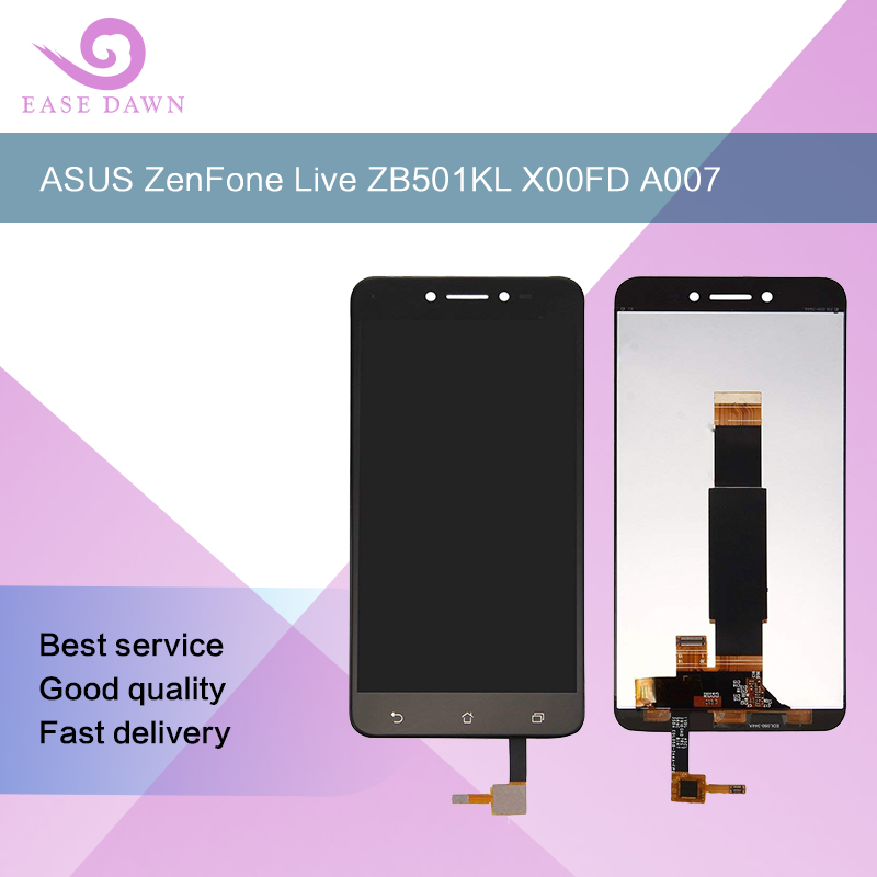 For ASUS ZenFone Live ZB501KL X00FD A007 LCD screen LCD Display Screen+Touch Panel Digitizer Assembly For Asus Display OriginalFor ASUS ZenFone Live ZB501KL X00FD A007 LCD screen LCD Display Screen+Touch Panel Digitizer Assembly For Asus Display Original