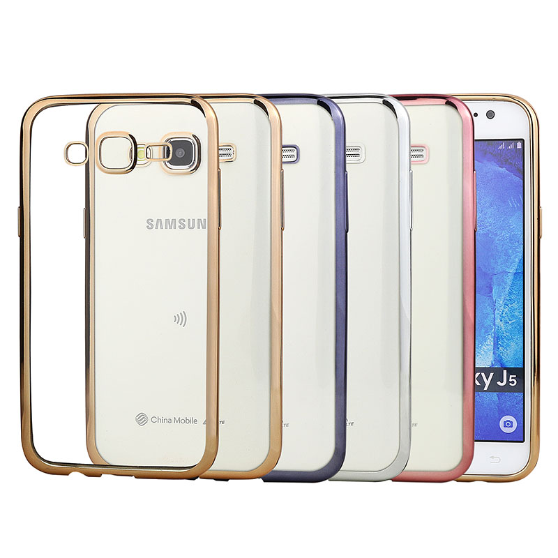 buy silicone case for samsung galaxy j5 2015 2016 j510 coque fundas transparent. Black Bedroom Furniture Sets. Home Design Ideas
