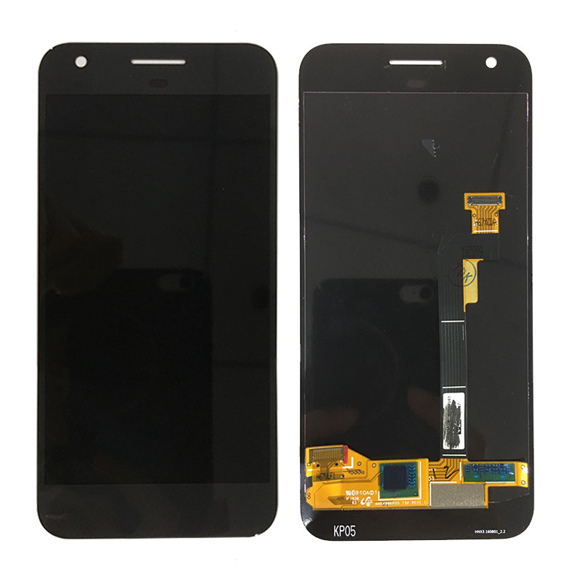 szHAIyu Super AMOLED LCD Display For HTC Google Pixel LCD Nexus S1 Display with Touch Screen Digitizer Replacement