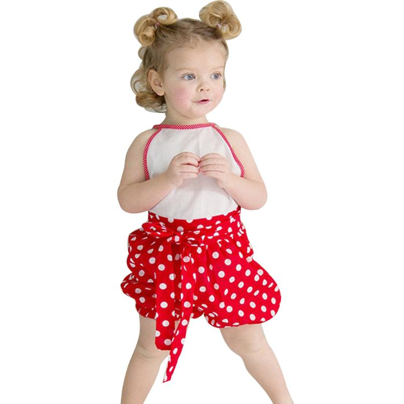 Baby Girl Rompers Summer Girls Clothing Bebes Polka Dot Sleeveless Fashion Ruffled Baby Jumpsuits Newborn Baby Romper Clothes