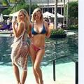 Pareo praia capa de crochê vestidos de praia saida de praia biquíni de crochê praia cover up bikini cover up sarongues para o desgaste da praia
