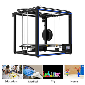 Image 4 - Tronxy X5SA 400 3D Printer DIY Kit Support Auto Leveling Resume Printing Filament Run Out Detection 400*400*400mm 8GB TF Card