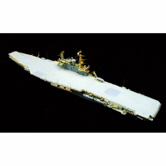 ОХИ Orange Hobby N07006480 1/700 HMS R12 Фолклендской Войны Пластиковые Ассамблеи Масштаба Военный Корабль Модель Строительство Комплекты