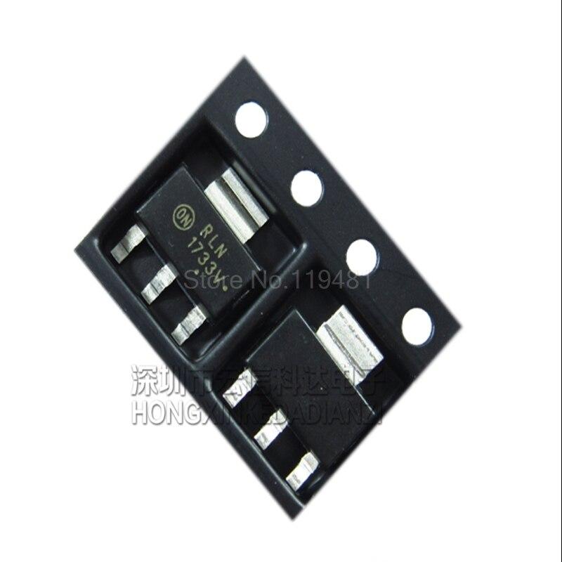 NCP1117ST33T3G линейный регулятор напряжения IC положительный фиксированный 1 выход 3,3 V 1A SOT-223
