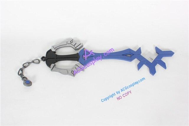 Kingdom Hearts birth by sleep aguamarina llave espada Cosplay prop ...