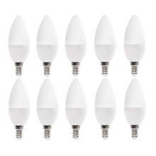 1Pcs/Lot LED E14 Bulb LED Candle Lamp Low-Carbon life SMD2835 e14 led AC220-240V Warm/White Energy Saving Free shipping zk40