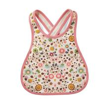 Cute Baby Straps Cross Eat Pocket Overall Bib Saliva Towel Infant Fashion Character Cotton One Size Unisex Bibs Freeshipping(China)