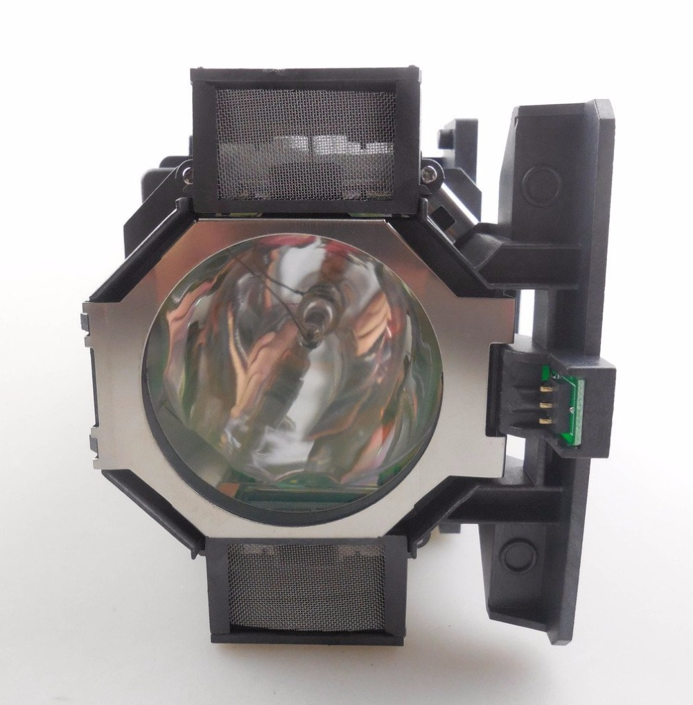 ELPLP73 / V13H010L73 Replacement Projector Lamp with Housing for EPSON EB-Z8350W / EB-Z8355W / EB-Z8450WU / EB-Z8455WU elplp73 projector lamp for eb 8150nl eb z10000 eb z1000nl eb z10005 eb z1000rnl z8150 z8250wnl z8350w with housing happybate