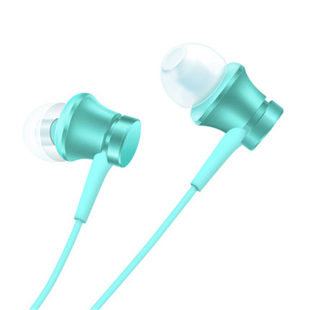 Original Xiaomi Mi Piston In-Ear Earphone Fresh Youth Version 3.5mm Colorful Earphone With mic 1.4m Music Stereo For Smartphone