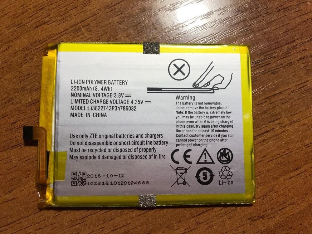 Jinsuli 3.8 v 2200 mah Li3822T43P3h786032 Orbic Orbic-RC-501L/ZTE Lama V6 ZTE Lama D6/ZTE Lama X7 Batteria
