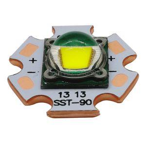 Image 3 - 30W Luminus SST 90 SST90 Lạnh Trắng 6500K   7000K Xanh Dương 455NM Bóng Đèn LED Công Suất Cao Đèn 3.2 3.4V 5 7A Cho Ánh Sáng Sân Khấu