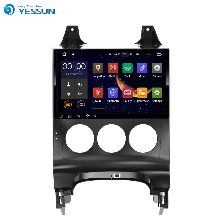 где купить YESSUN For Peugeot 3008 / 5008 2009~2013 Android Car GPS Navigation player Multimedia Audio Video Radio Multi-Touch Screen дешево