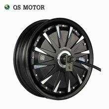 QS 40 H V3 12 polegada 260 3000 w Do Motor Kit de Conversão Motocicleta Elétrica