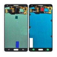 Новый ЖК Дисплей Сенсорный экран планшета Ассамблеи для samsung Galaxy A7 A700 A710 (2016) A710F