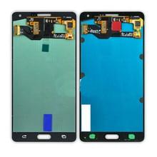 New Lcd Display Layar Sentuh Digitizer Perakitan Untuk Samsung Galaxy A7 A700 A710 (2016) A710F