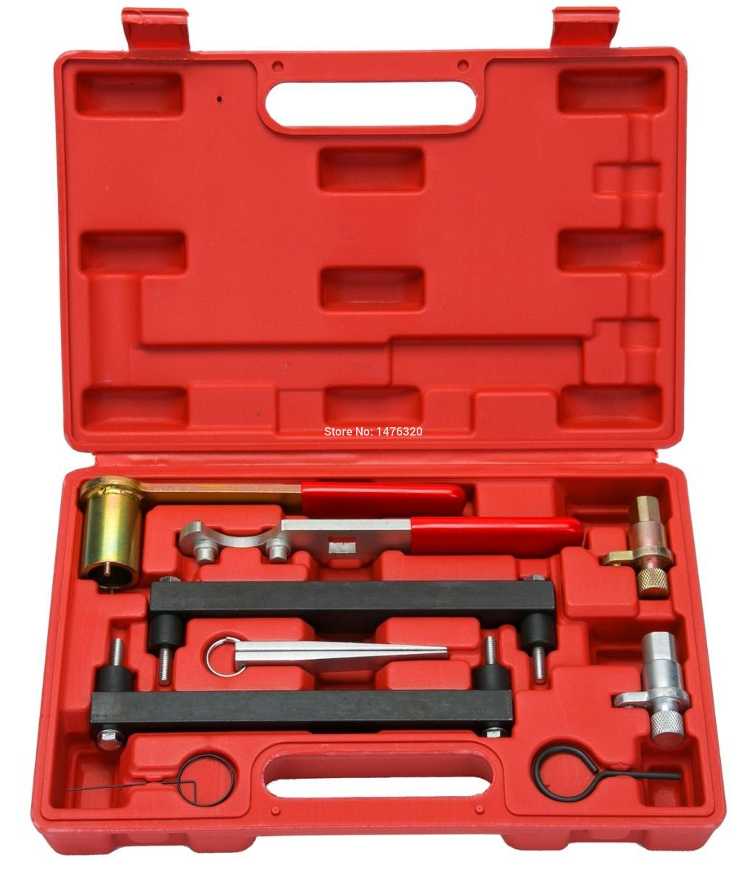 Car Engine Timing Camshaft Locking Tool Kit For Land Rover Jaguar 3.2/3.5/4.0/4.2/4.4 V8 Auto Repair Garage Tools AT2232 все цены