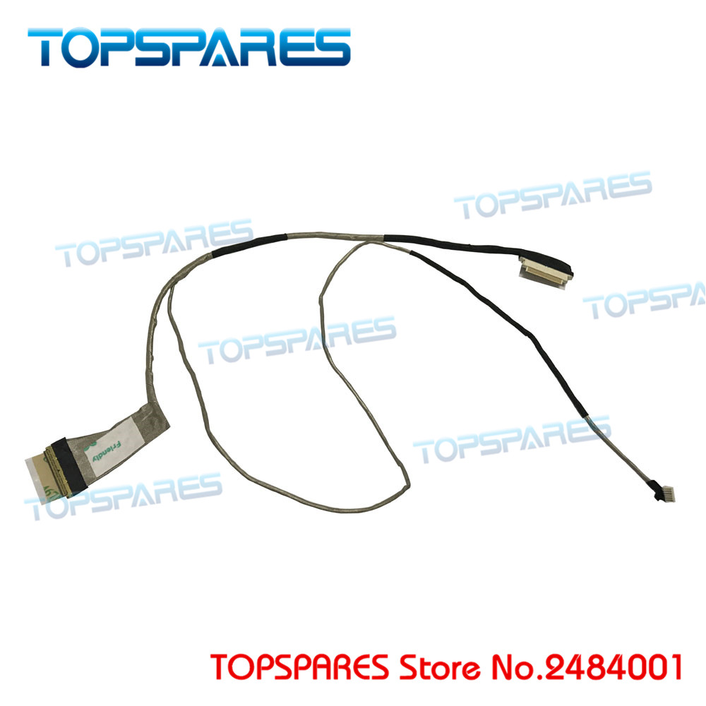 New laptop Display Cable For Toshiba Satellite C855D C855 C850 L855 laptop LCD Video Cable P/N 6017B0361601 image