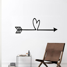 Fashionable Love Sticker Waterproof Vinyl Wallpaper Home Decor For Kids Room Living Wall Decoration Murals