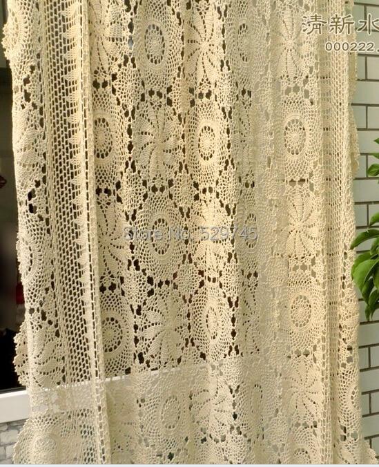 Aliexpress Com Buy Handmade Crochet Flowers Woven Cotton Lace