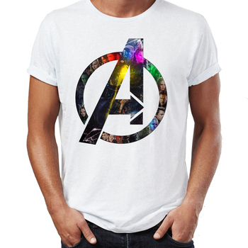 T-shirt Logo Avengers Infinity Wars