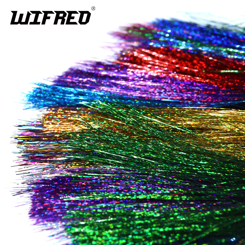 Indiana Size 3 Blade Holographic Fishing Lure Tape Die Cut 17 Prism Colors 36 PK