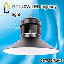 high quality 10pcs/lot 40W 60W 80W 100W LED hot sales lamp High Bay industrial light factory Lighting Lamp AC100-265V