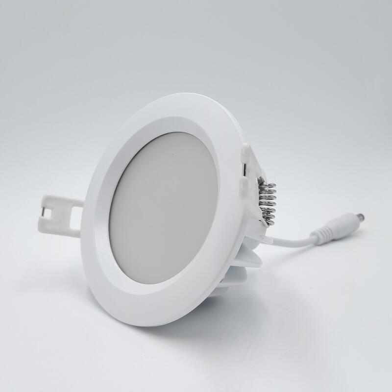 10W 12W 15W 20W IP65 waterproof COB downlight for bathroom or outdoor Recessed COB Ceiling lamp led downlight led spot lamp in LED Downlights from Lights Lighting