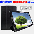 For Teclast TBOOK16 Pro 11.6 Inch Case Luxury PU Leather Flip cover tablet pc Stand Case For TECLAST TBOOK 16 PRO TL14