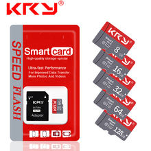 Fashion fast transmission Memory Card 32GB 64GB 128GB Class 10 mini SD Card 8GB 16GB mini TF Card with gift Adapter for Camara gift adapter kry memory card 8gb 16gb 32gb 64gb 128gb sd card class 10 high quality tf card for smartphone tablet pc camera