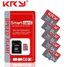 купить!  Мода быстрая передача карты памяти 32 ГБ 64 ГБ 128 ГБ Класс 10 мини SD-карта 8 ГБ 16 ГБ мини-TF  Лучший!