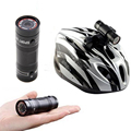 Небольшой Спортивный Камеры F9 FULL HD 1080 P Действий Шлем Камеры DV DVR Спорт Экстремальных Видов Спорта Видеокамеры Алюминиевый