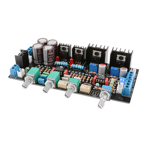 Image 5 - AIYIMA préamplificateur ton carte Audio OPA2107 + OPA2604 classe A parallèle NE5532 contrôle de Volume HIFI amplificateur préampli