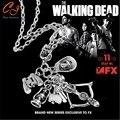 O Popular colar drama de TV The walking dead Velocidade vender através da venda de 6-em-1 criativo colar Atacado Freeshipping