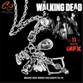 The Popular TV drama The walking dead necklace Speed sell through selling 6-in-1 creative necklace Wholesale Freeshipping